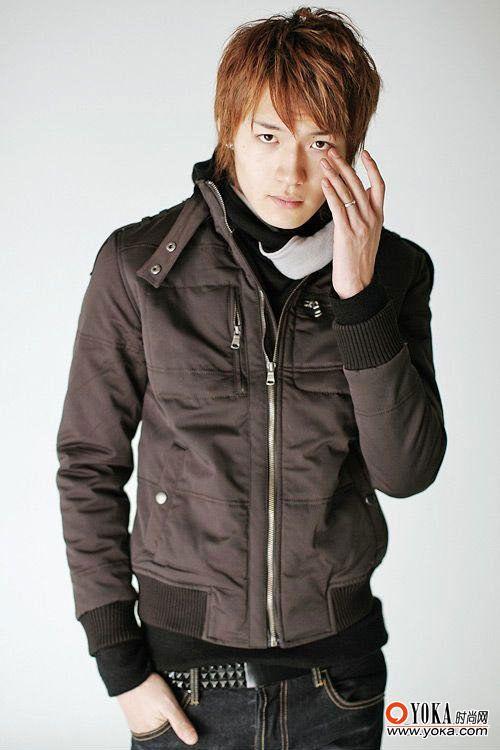 韩国男装时尚搭配