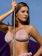 美胸女神凯莉·布鲁克游艇写真