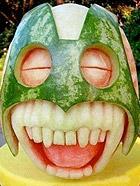 天雷滚滚 牛人教你吃西瓜