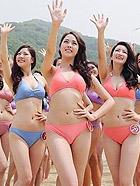 2013韩国小姐总决赛落幕 刘艺彬夺冠