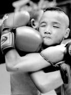 探访泰国儿童拳击手