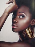 非洲部落美女标准