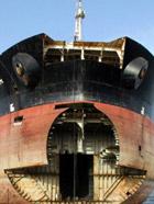 探访世界上最大的船舶墓地