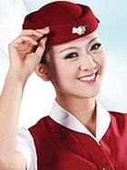 山东航空公司推出2013空姐日历