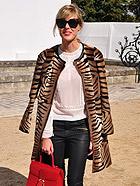 2013春夏巴黎时装周街拍