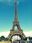 百看不厌的埃菲尔铁塔