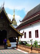 寻找泰囧中的那座清迈寺庙