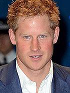 哈里王子——英国皇室的性感型男