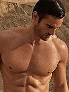 托姆·伊文思(Thom Evans)演绎肌肉性感大片