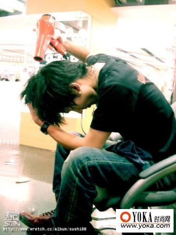 不懂弄頭髮的男生看過來了,教你怎樣抓頭髮!!