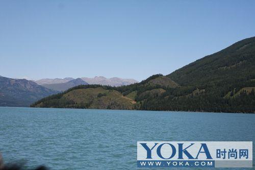 新疆旅游之二喀纳斯湖图片