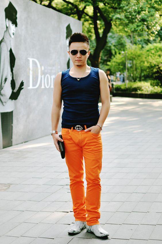 上海1月份穿衣图片