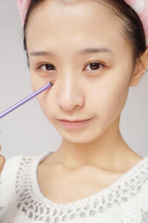 简单易学的日系萌妹纸妆容