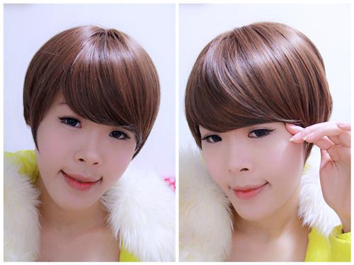 【阿累Ivory】CC霜打造通透韩式妆容