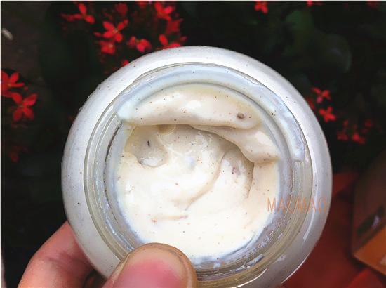 御泥坊燕麦酸奶面膜