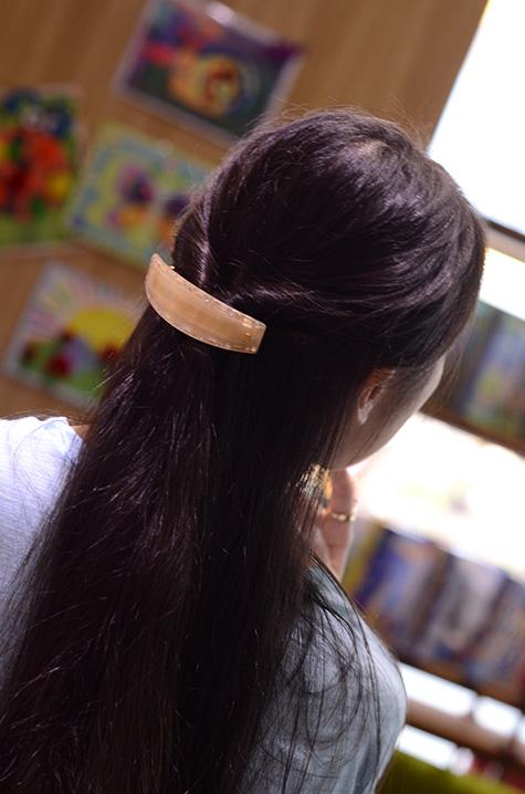 """【朵朵】ALEXANDRE DE PARIS给发型来个美容""""小手术"""",不知不觉美到旁人"""