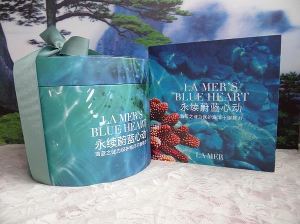 【飞飞】给肌肤的奢华礼物——LA MER海洋日限量礼盒