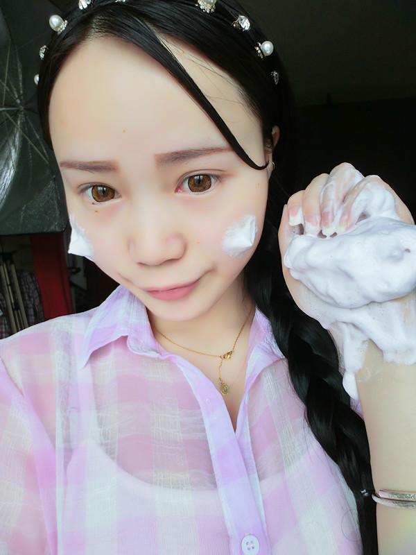 莲Anna草木之心洁面古皂洗出白嫩肌肤施华蔻洗发水打造超模般美丽秀发