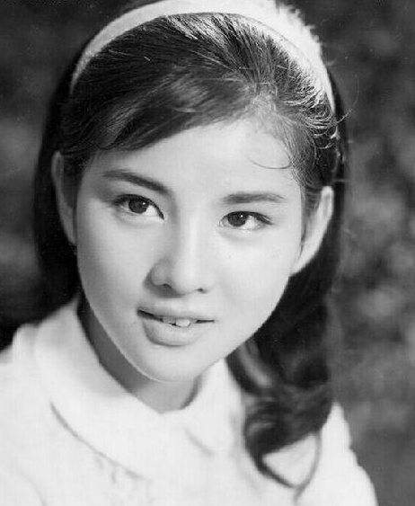 老照片:日本旧时的美女影星