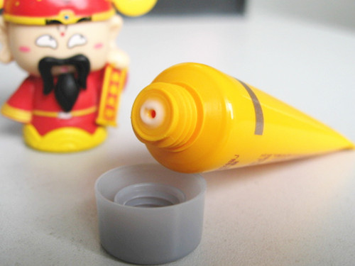 【我的防晒会呼吸】只含水、不含油的清爽防晒露~~~
