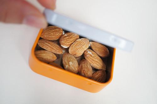 【Liensa小乖乖】美国加州巴旦木,健康小零食之选