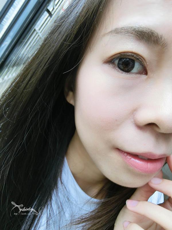 【G】喜庆新年萌翻天,橘粉妆容小清新