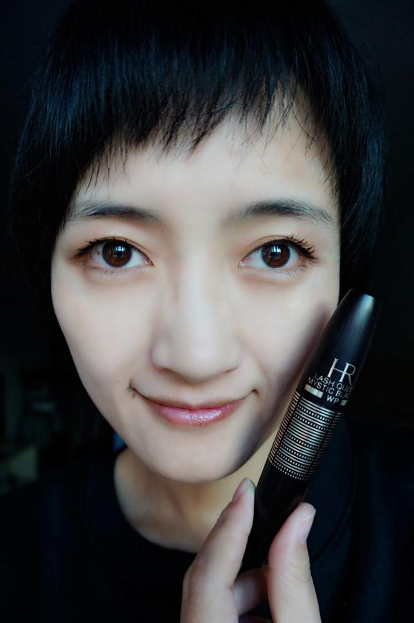 【辣妈小楠Oo爱美丽】HR神秘艳后睫毛膏  电力双眸一步到位