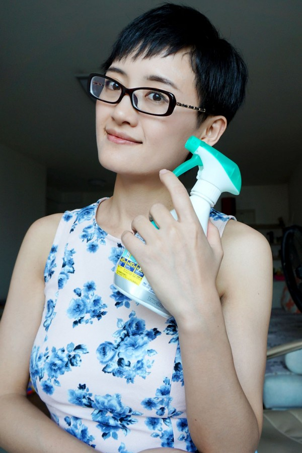 日本销量第一的清洁神器——Febreze衣物免洗喷雾
