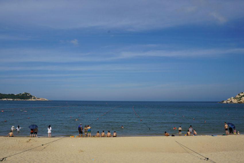【会弹琴的C君】带娃看海 南澳岛一日游