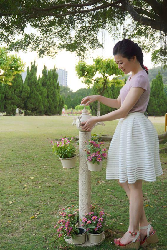 【会弹琴的C君】8月新开瓶 做个精致的女子 然后再等待爱情花开