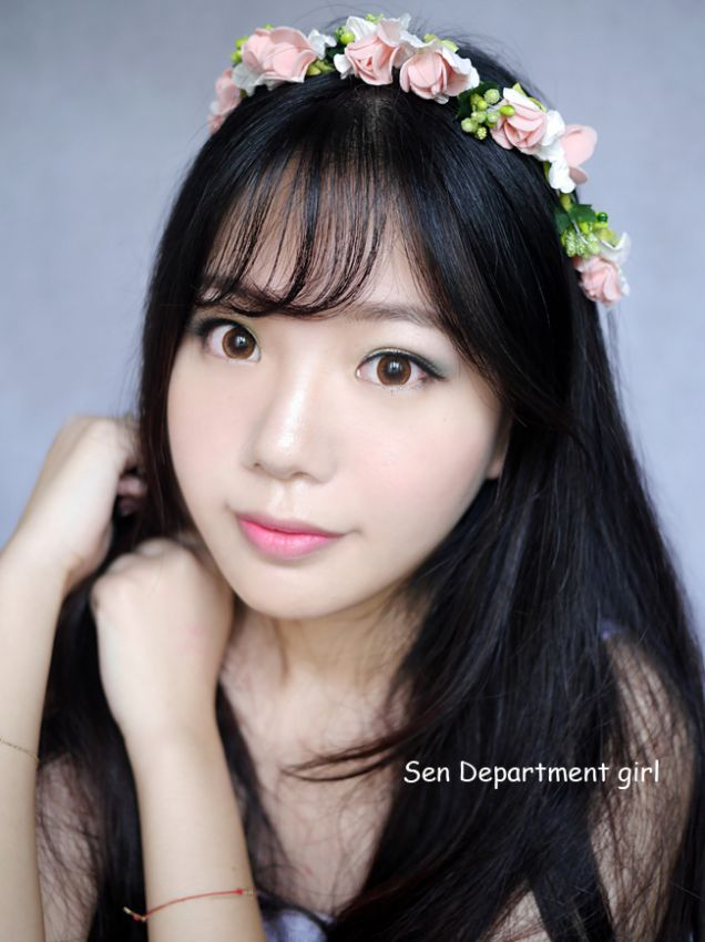【JO】七夕情人节,以森女系灵动妆容取胜