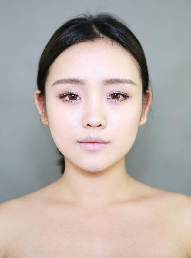【__邹邹__】短发拍婚纱照好看吗 日韩风新娘短发温柔来袭(1)
