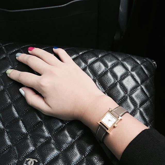 辣妈的时尚败家秀 Hermes、Chanel、Rolex