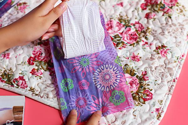 颜值爆表,实用担当,液体卫生巾就是这个范!