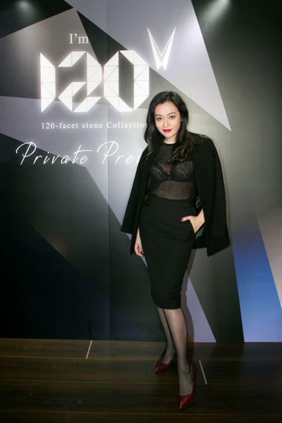 【辣妈米奇】黑色透视 时尚性感与优雅兼具