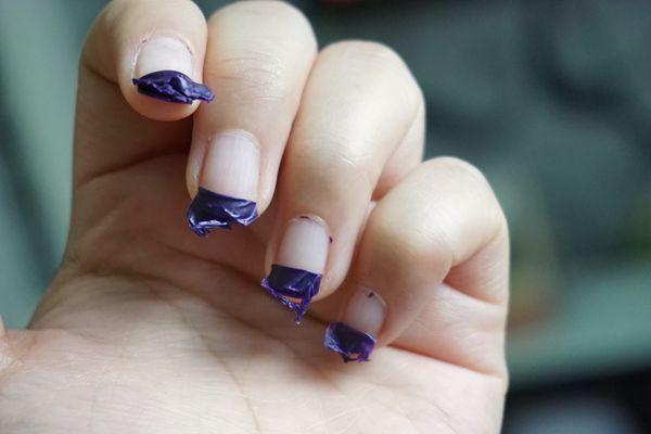 Misscandy~唯爱指尖那一抹灵动的色彩!