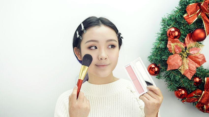 【__邹邹__】圣诞 / 新年妆容