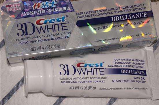 维密御用美白牙膏原来是这款