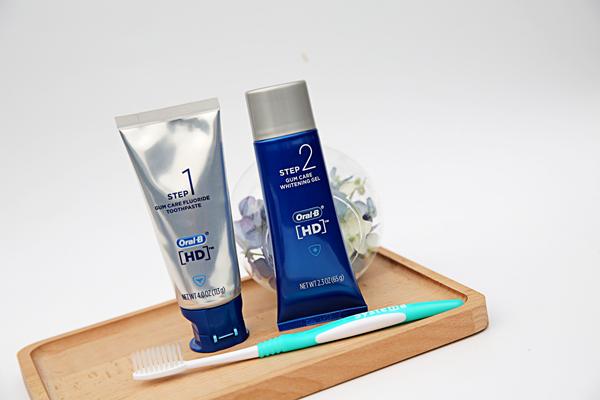 【夏雪】Oral-B双管牙膏在手,在家尽享专业洗牙护理