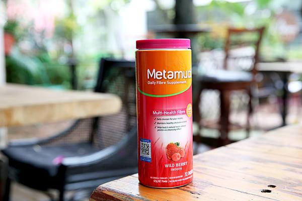 【夏雪】大吃不喝不用愁,Meta吸油纤维素帮你去油