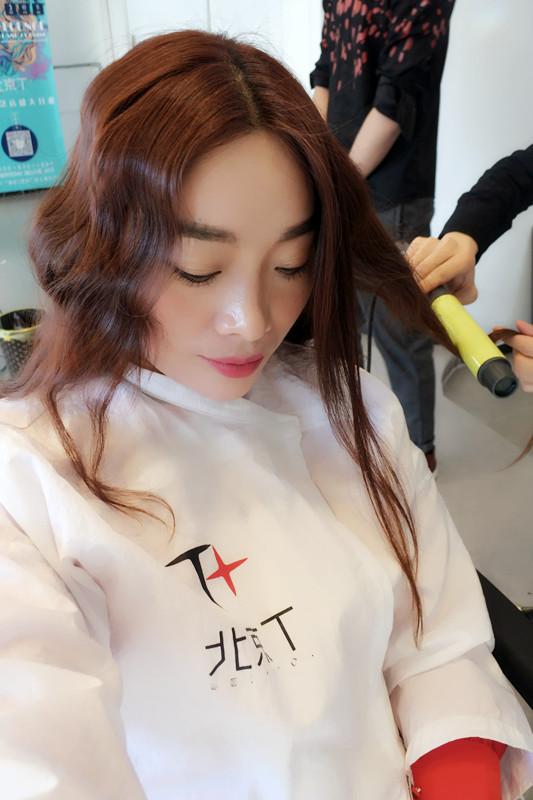 新的发型,美的心情——北京T