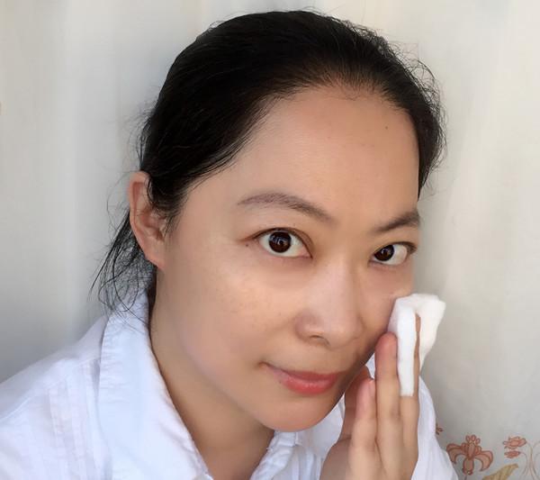 #雅漾在手,拒绝早春红脸蛋#拯救泛红肌