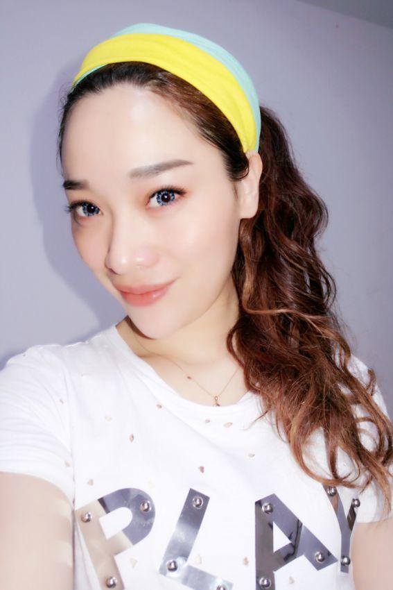 【刘玳彤】夏季清透妆 约会美美哒