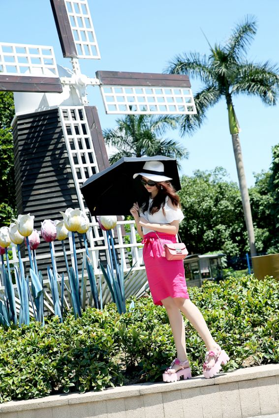 【夏雪】夏季旅游不怕晒黑,带上资生堂美白防晒一切OK