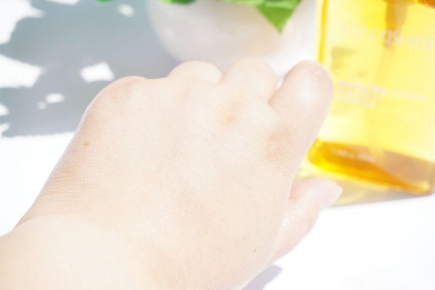 【_朴贞惠】凡茜白茶卸妆油,卸除彩妆so easy!