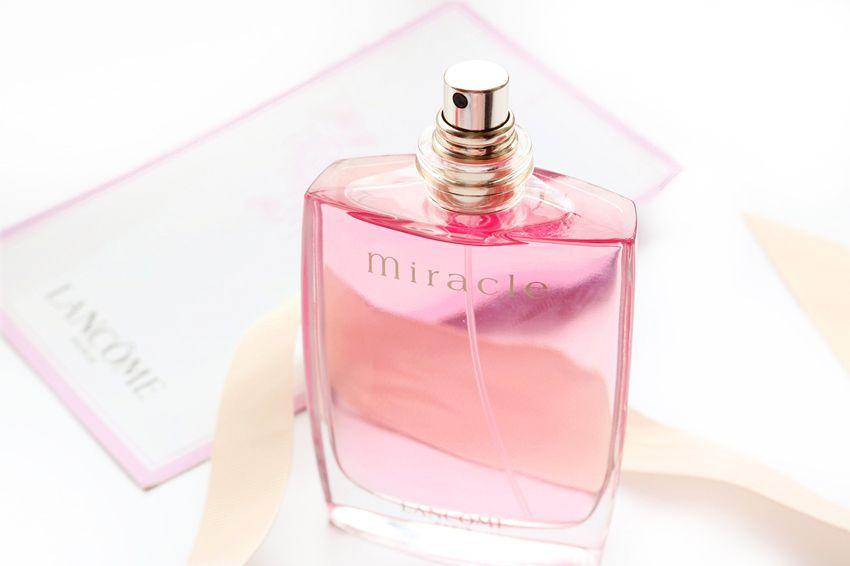 【乔乔Pandora】Lancôme兰蔻奇迹香水 专属我的爱的奇迹
