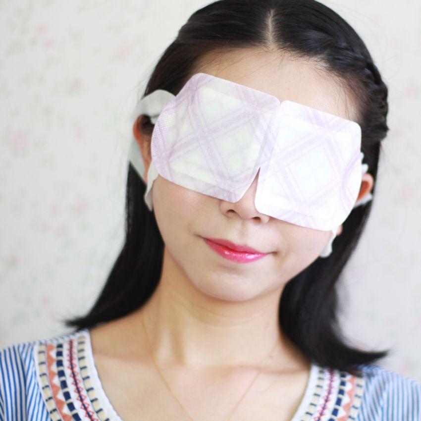 【Lisa爱梦游】蒸汽眼罩护体 远离疲劳眼