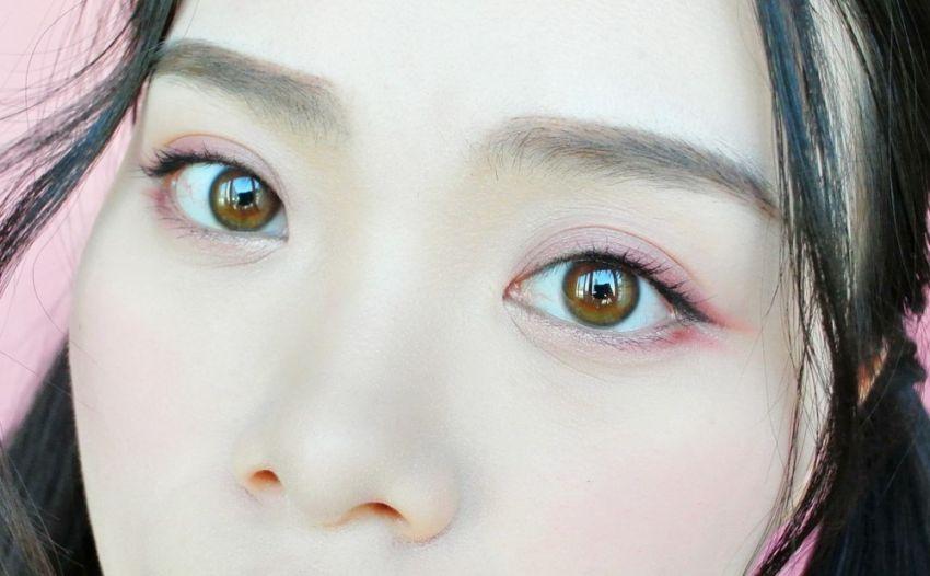 【毛豆】可爱网红妆,轻松扮嫩卖萌