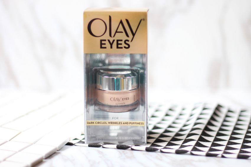 全球首款OLAY素颜眼霜 给你不一样的颜色