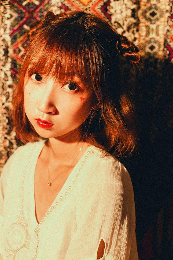 【Miu】复古异域少女妆
